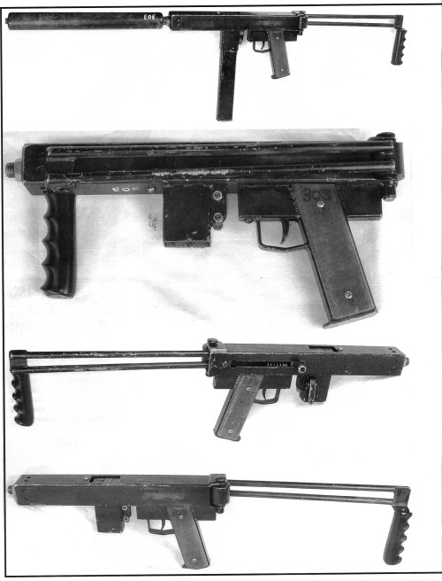 loyalist improvised machinegun 4 - amodestpublication