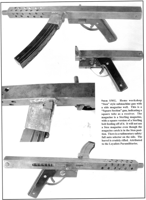 loyalist improvised machinegun 3 - amodestpublication