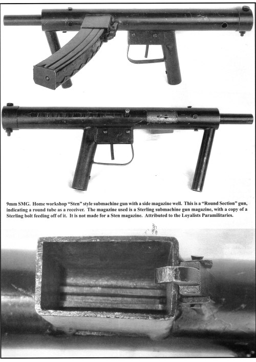 loyalist improvised machinegun 2 - amodestpublication